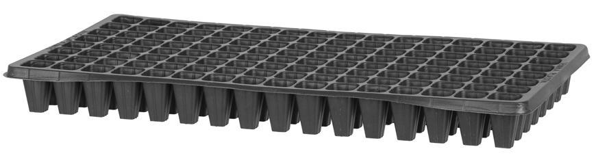 Sadbovač Strend Pro, na priesady, 27x52x4,6 cm, 128 priesad, štvorec