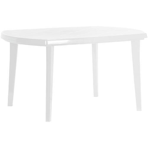 Stôl Curver® ELISE, biely