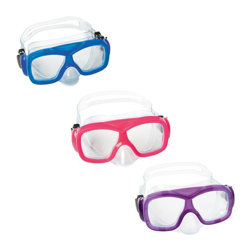 Okuliare Bestway® 22039, Hydro-Swim Aquanaut, plavecké
