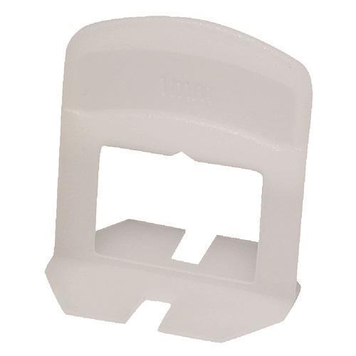 Medzernik Strend Pro LS210W, pod obklad, 3 mm, bal. 100 ks, plast biely