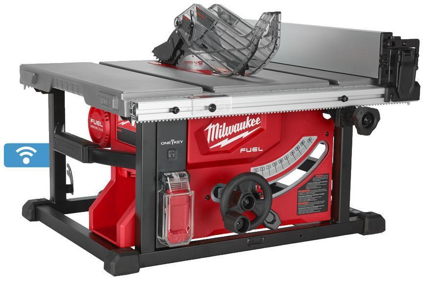 Pila Milwaukee M18 FTS210-0, stolova
