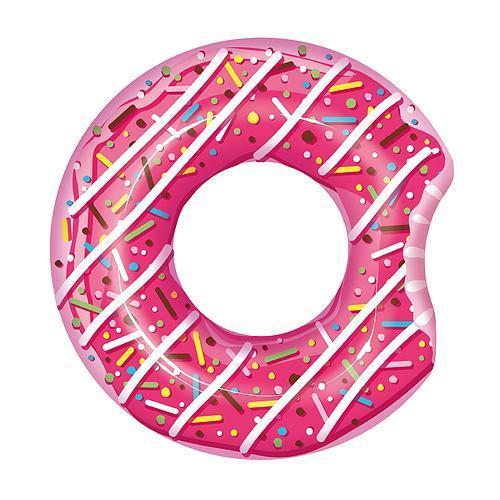 Kruh Bestway® 36118, Donut, detský, nafukovací, 1,07 m