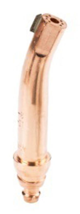Dyza Messer 716.16234, AGNM-C Acetylen, zahnuta c.2, drazkovacia