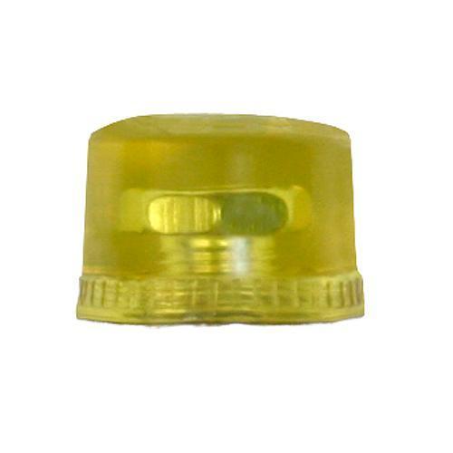 Hlava silikónová Strend Pro HS0215, náhradná, žltá