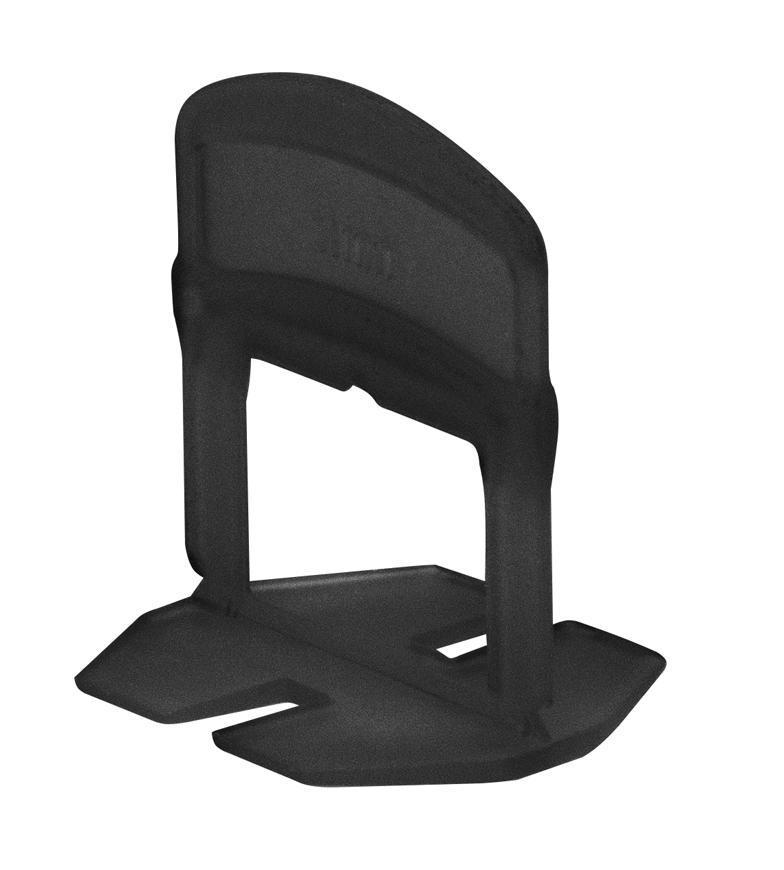 Medzerník Strend Pro LS230T, pod obklad, 3.0 mm, bal. 300 ks, plast čierny