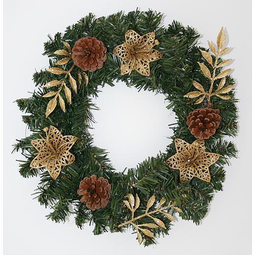 Veniec MagicHome CW5423, 30 cm pine