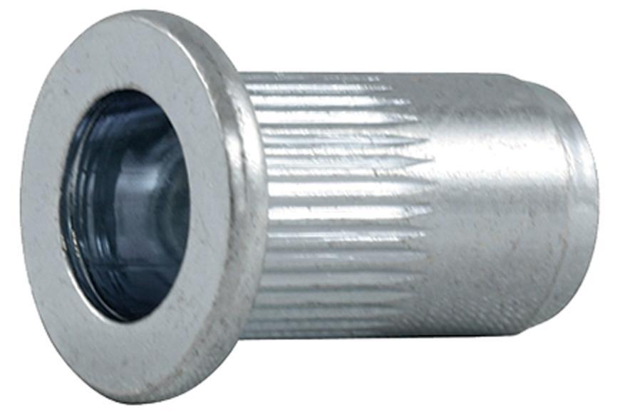 Nit Strend Pro PACK M04x10, hliníkový, bal. 50 ks, maticový