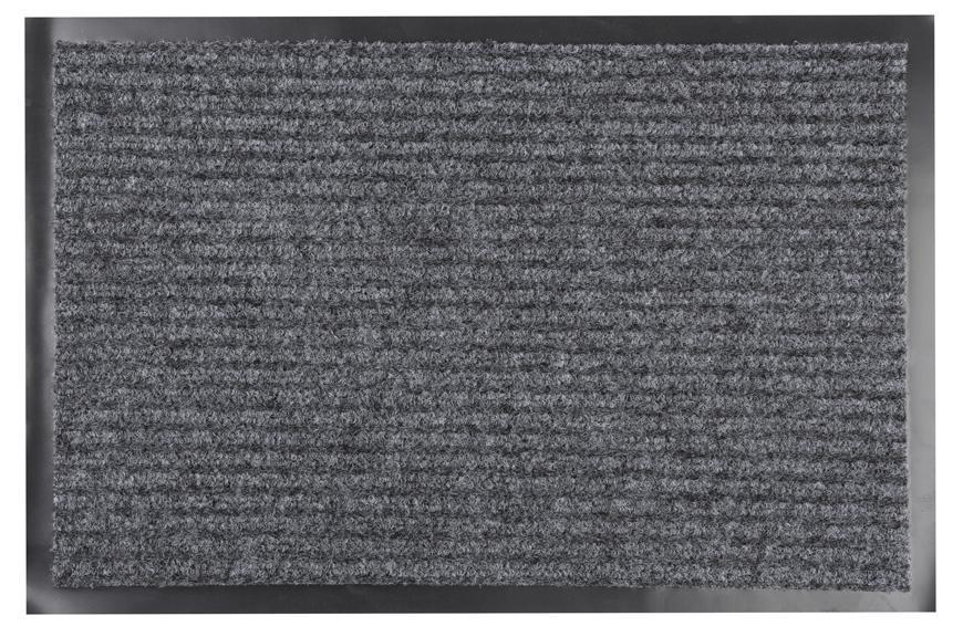 Rohožka MagicHome DRM 105, 40x60 cm, sivá