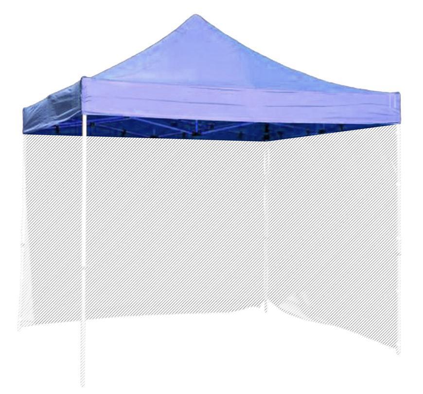 Strecha FESTIVAL 45, modrá, pre stan, UV odolná