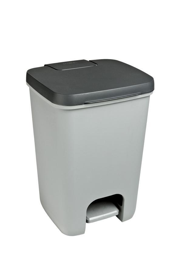 Kôš Curver® ESSENTIALS, 20 lit., na odpad