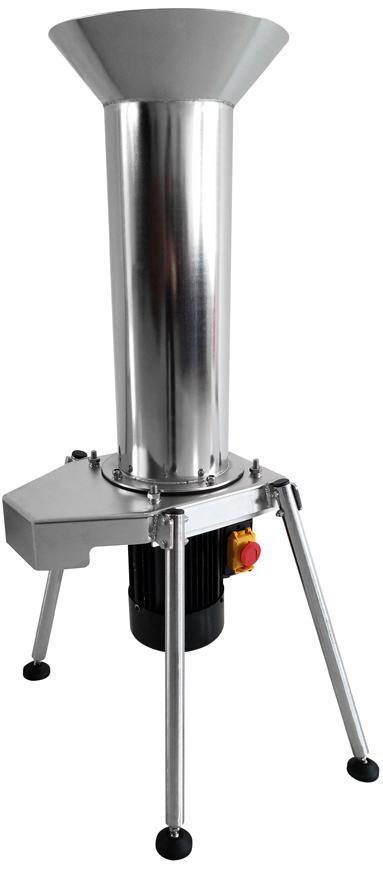 Drvič Strend Pro EFC-1, na ovocie, 1100 W, 15 lit., 400 kg/hod., 55x55x104 cm