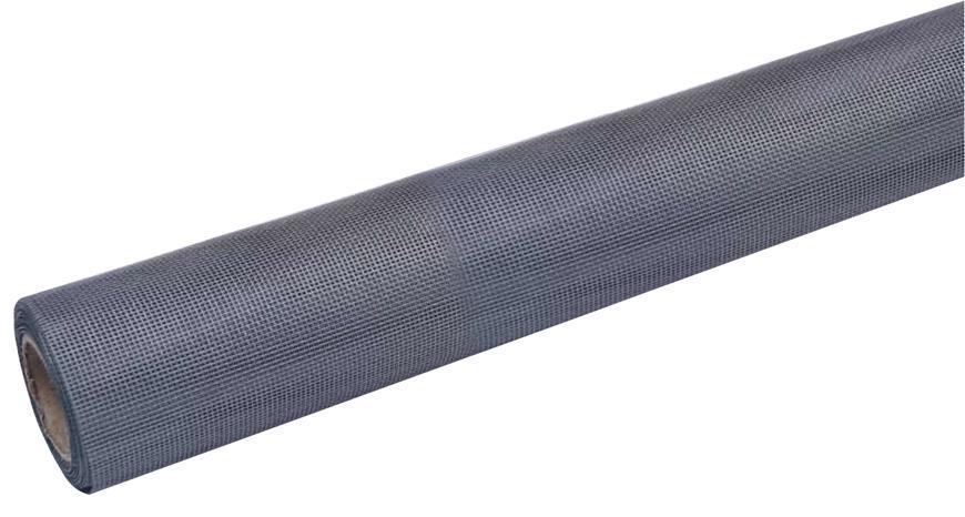 Siet FlyScreen IFM 1000 mm, L-30 m,  proti hmyzu, sklovlákno, šedá