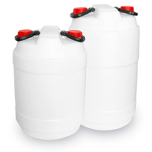 Sud JPP SDH-50UN 50 litrový, barel dvojhrdlý, max. 52.8 lit, HDPE, K63 x2