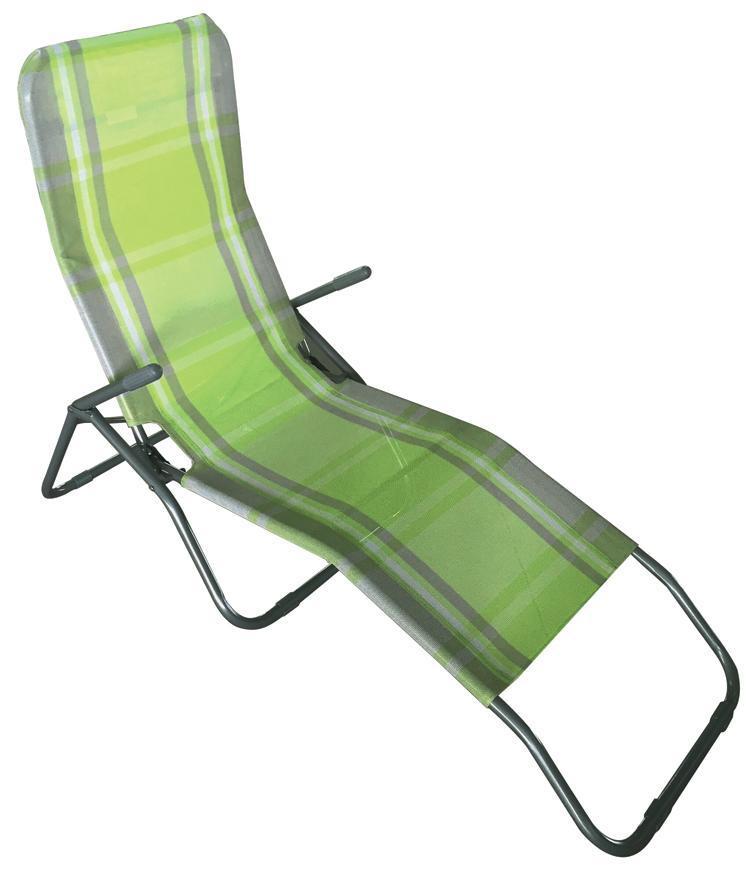 Lehátko JAMAICA, 140x60x96 cm, zelené