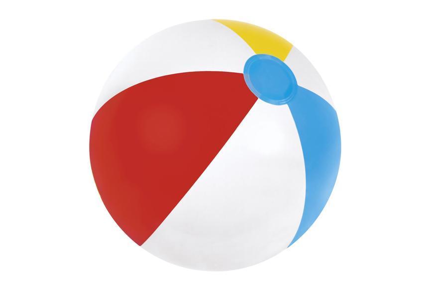 Lopta Bestway® 31021, Beach Ball, detská, nafukovacia, do vody, 510 mm