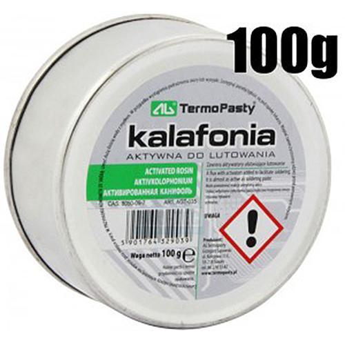 Kalafónia Rosin, 100 g