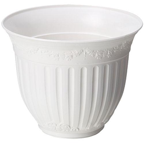 Kvetinac Omega 11, biely