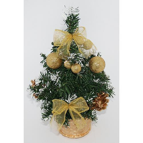 Stromcek MagicHome Xm5276G, 30 cm, pine, green