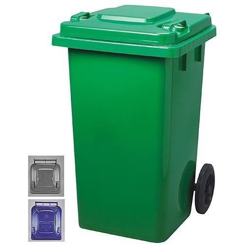 Nadoba Strend Pro GB4, 240 lit, zelená, popolnica na odpad