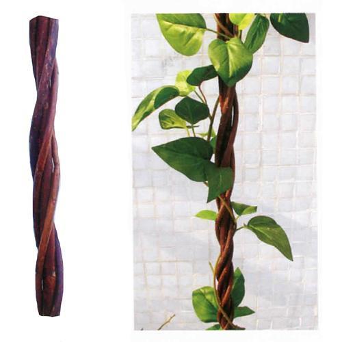 Tyč GreenGarden WILLOW, 060 cm, prútená, špirálová, oporná k rastlinám