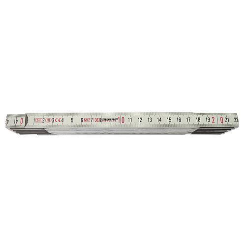 Meter Strend Pro Premium WR105, 1 m, drevený, skladací