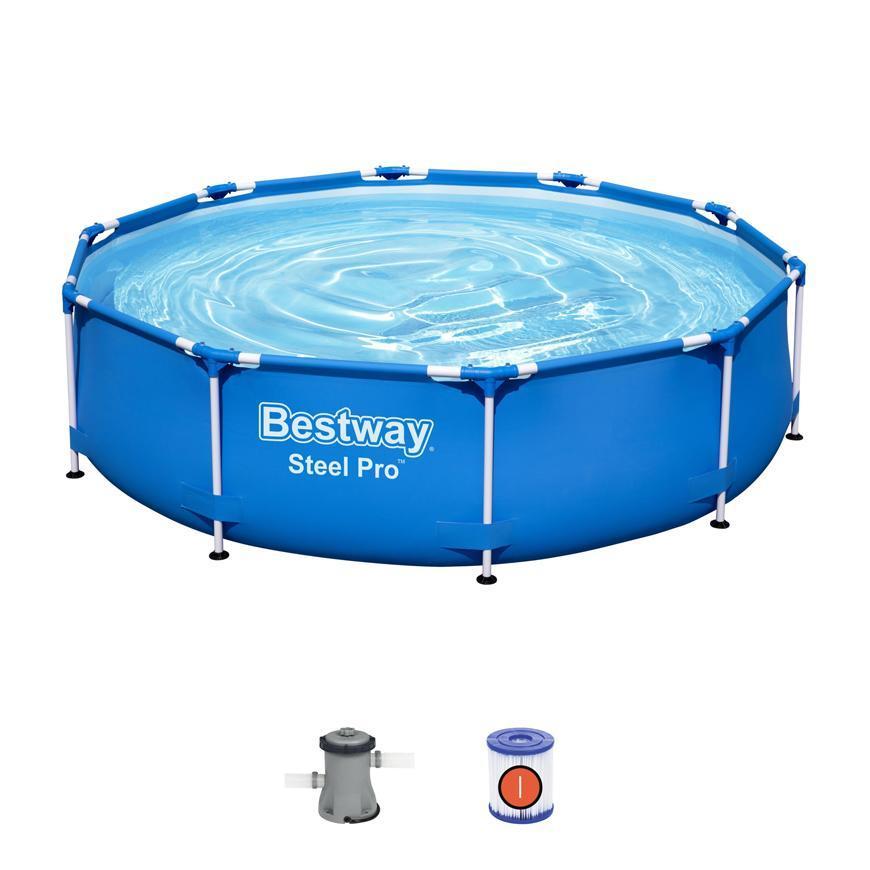 Bazen Bestway® Steel Pro™, 56679, 305x76 cm, filter