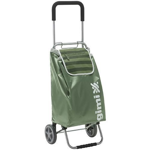 Vozik GIMI Flexi, zelený, nákupný