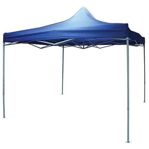 Stan MONTGOMERY AZZURRO, 300x300 cm, modrý