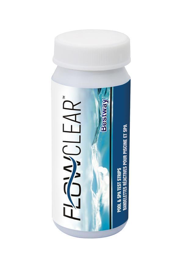Pasiky testovacie Bestway® FlowClear™, 58142, PH/Cl