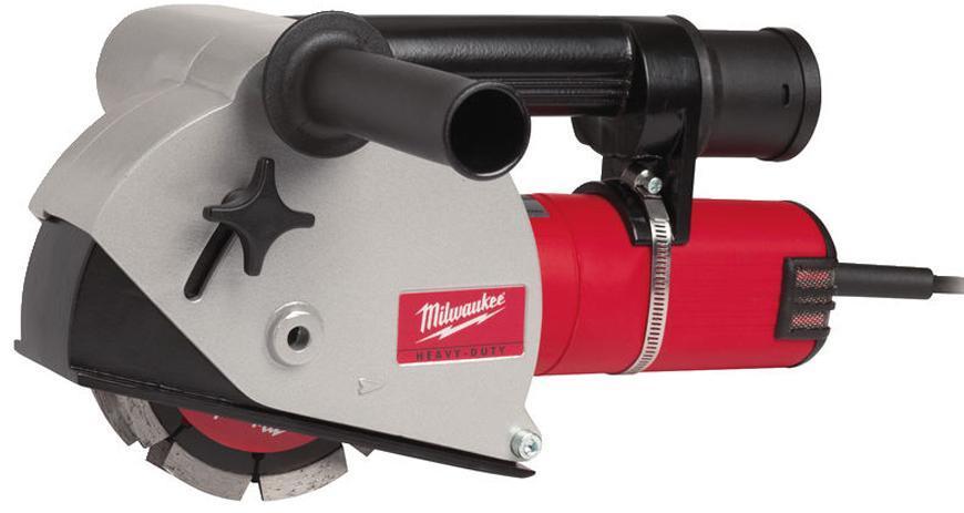 Freza Milwaukee WCE 30, 125mm, 1500W, 30mm, drazkovacia