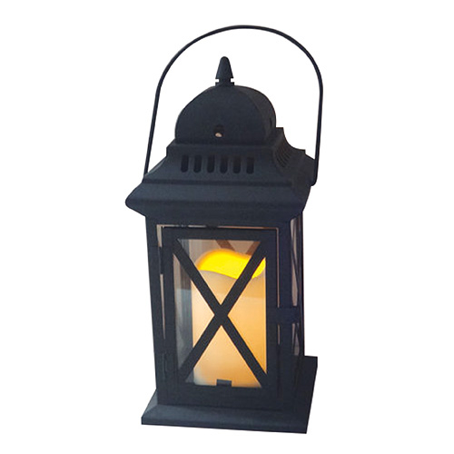 Lampas MagicHome ML3609, 14x14x30 cm, LED, 3xAAA, kov