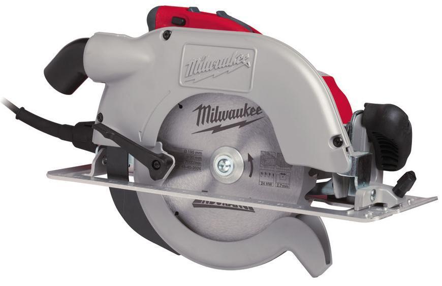 Pila Milwaukee SCS 65 Q, 190mm, 1900W, okruzna