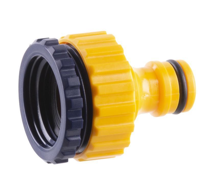 """Prípojka Strend Pro, G3/4"""" - G1"""", na vodovodný kohútik, vnútorný závit, adapter"""