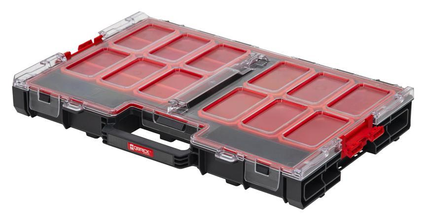 Box QBRICK® System ONE Organizer L