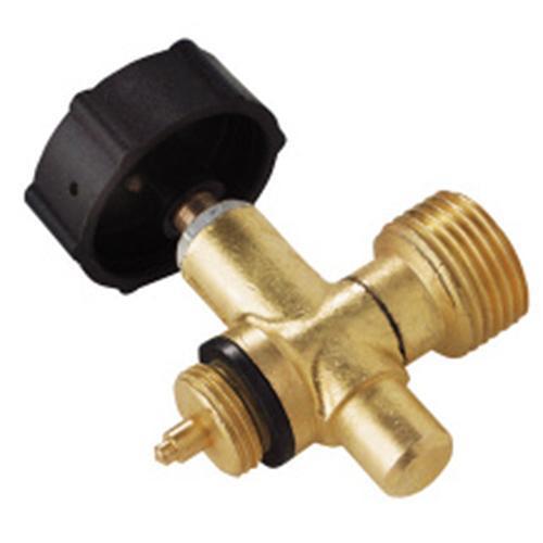"""Plynový ventil Meva 2156A, LPG, jednocestný regulátor, G3/8"""" L"""