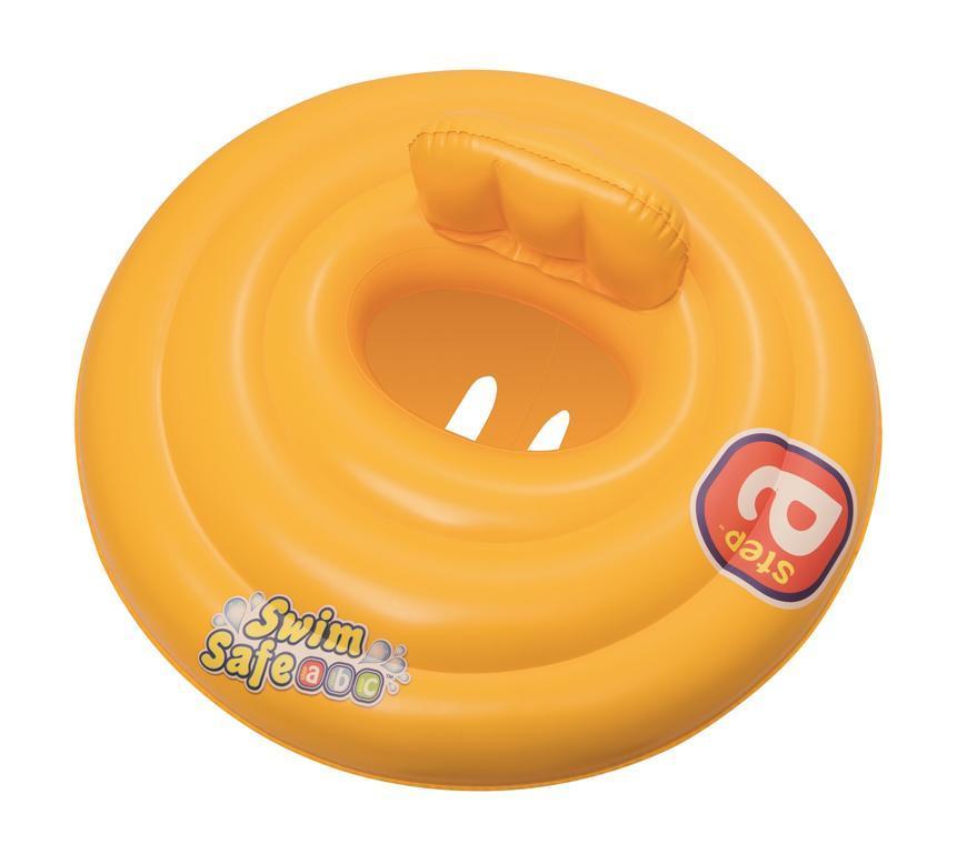Plavák Bestway® 32096, Baby seat, 69 cm, nafukovací