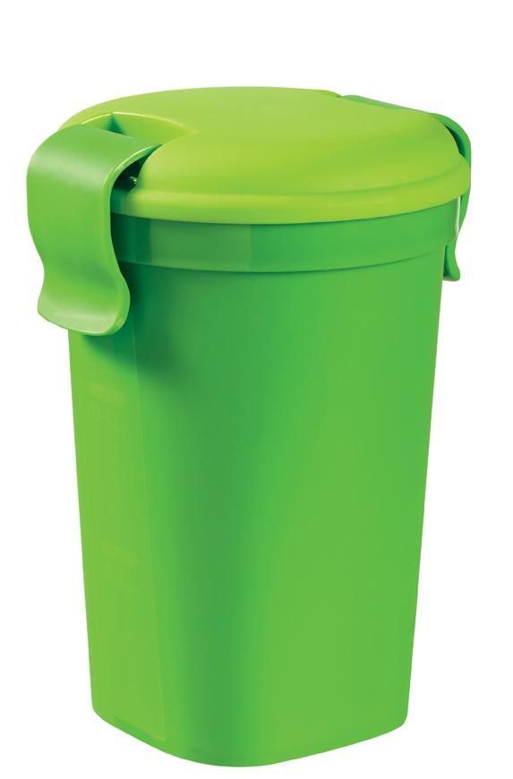 Hrncek Curver® Lunch&Go 0.6L, zelený