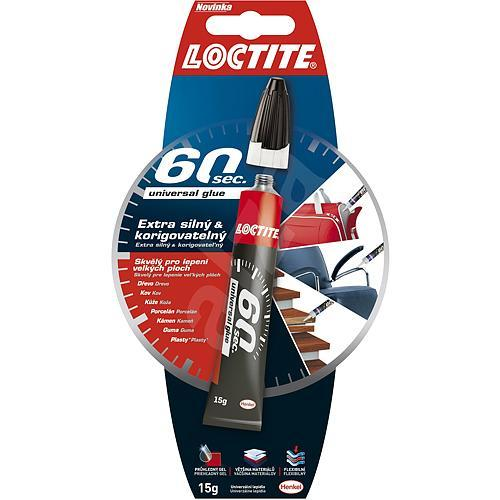 Lepidlo Loctite® 60 sec., 20 g