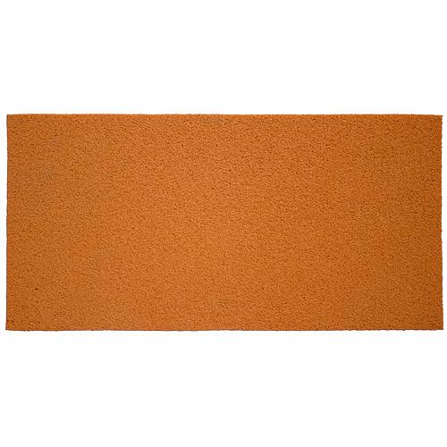 Hubka náhradná, špongia 0813.002 280x140 mm, oranžová