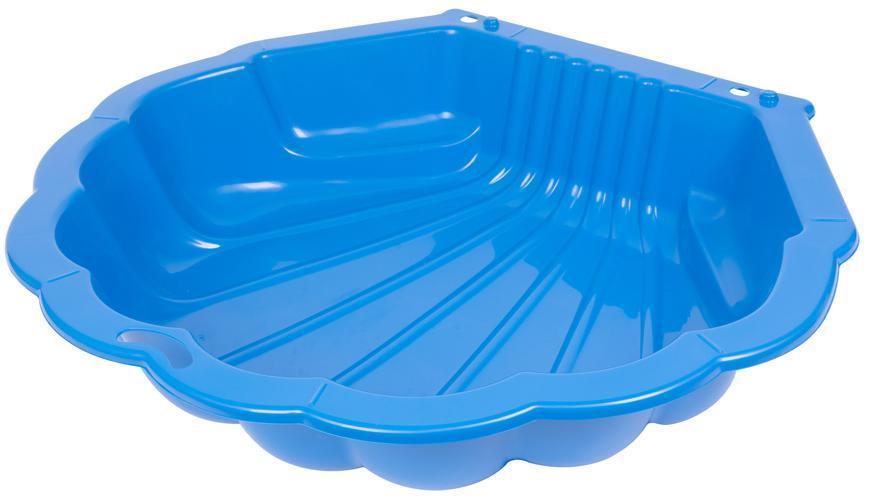 Pieskovisko SANDY Sky blue, modré, 102x88x42 cm