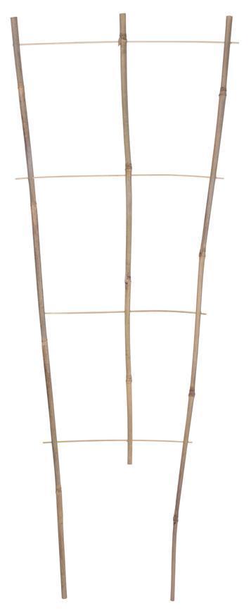 Mriežka Garden BEK18 090x40 cm, oporná na kvety, bambus