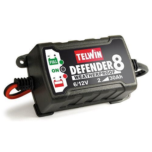 Nabíjačka Telwin Defender 8, 6-12V, na autobatérie