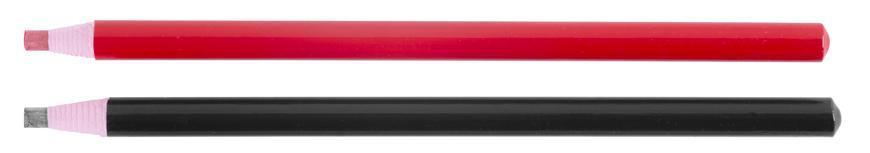 Sada ceruziek Strend Pro PS110, značkovacích, čierna/červená