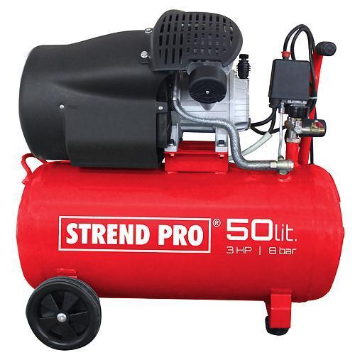 Kompresor Strend Pro HSV-50-08, 2,2 kW, 50 lit, 2 piestový