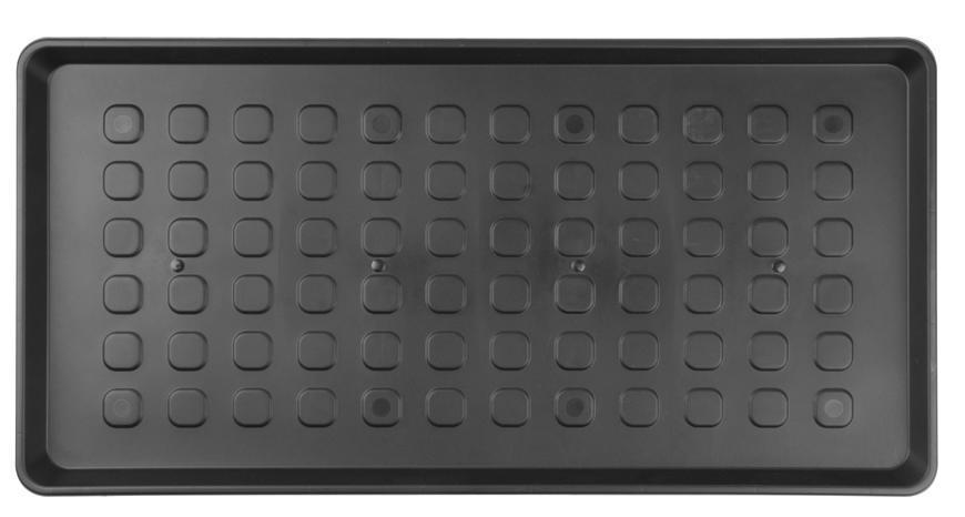 Rohoz GECO, 760x384x32 mm, podlozka odkvapkavacia na obuv