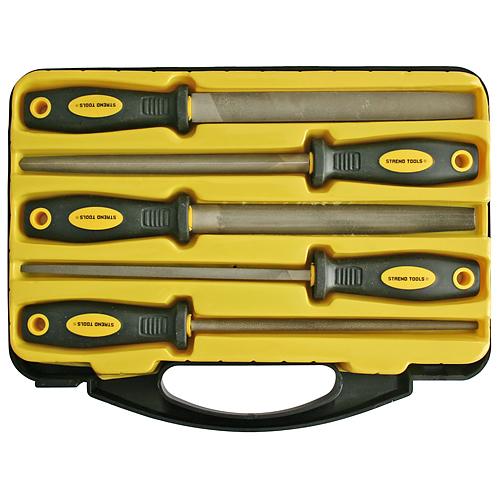 Sada pilníkov Strend Pro FS1015, 5 dielna, 200 mm