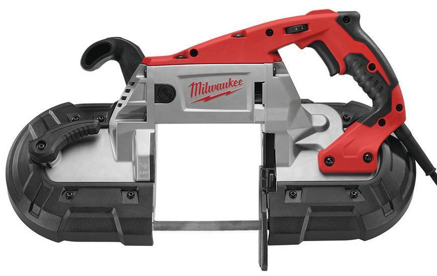 Pila Milwaukee BS 125, 125x125mm, 1100W, pasova