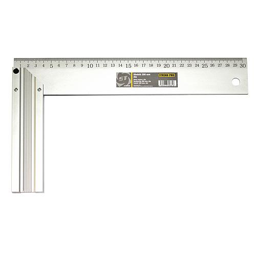Uholník Strend Pro WPS-502, 400 mm, Alu