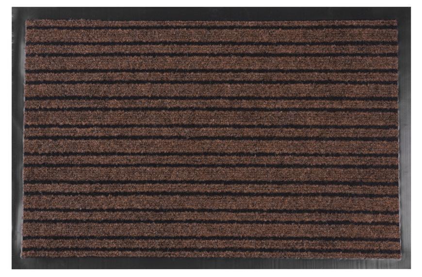 Rohozka MagicHome TRM 235, 40x60 cm, BlackBrown