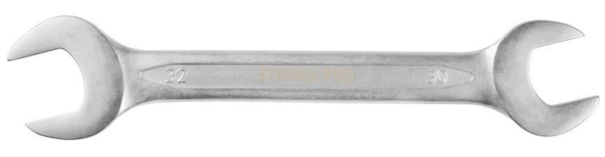 Kluc Strend Pro 3113 30x32 mm, vidlicový, Cr-V